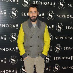 Juanjo Oliva en el 15 aniversario de Sephora