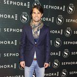 Curi Gallardo en el 15 aniversario de Sephora