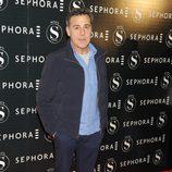 Ángel Schlesser en el 15 aniversario de Sephora