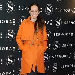 Ana Locking en el 15 aniversario de Sephora
