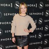 Ángela Cremonte en el 15 aniversario de Sephora