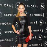 Ana Fernández en el 15 aniversario de Sephora