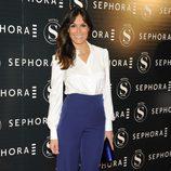 Verónica Hidalgo en el 15 aniversario de Sephora