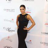 Eva Longoria en la Global Gift Gala 2013 de Londres