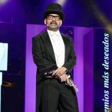José Corbacho en la entrega de los Premios Ondas 2013