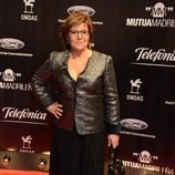 María Escario en la entrega de los Premios Ondas 2013