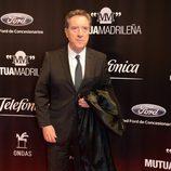Iñaki Gabilondo en la entrega de los Premios Ondas 2013