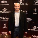 Pepe Viyuela en la entrega de los Premios Ondas 2013