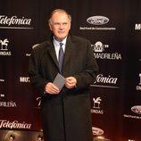 Pedro Piqueras en la entrega de los Premios Ondas 2013