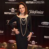 Gloria Estefan en la entrega de los Premios Ondas 2013