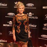 Julia Otero en la entrega de los Premios Ondas 2013