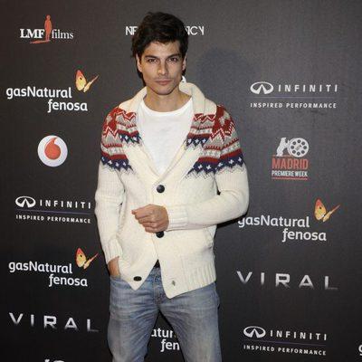 Javier de Miguel en la Madrid Premiere Week 2013