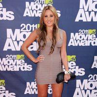 Amanda Bynes en los MTV Movie Awards 2011
