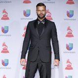 Ricky Martin en los Grammy Latinos 2013