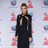 Carmen Electra en los Grammy Latinos 2013