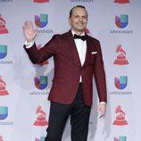 Miguel Bosé en los Grammy Latinos 2013