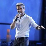 Pablo Alborán en los Grammy Latinos 2013