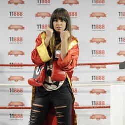 Cristina Pedroche en una campaña publicitaria de 11888