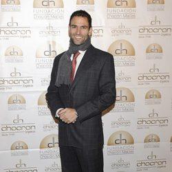 Darío Barrio en la presentación del Catálogo Solidario de la Fundación Chocrón Macías 2014