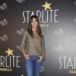 Lara Dibildos en la presentación del Starlite Festival 2014