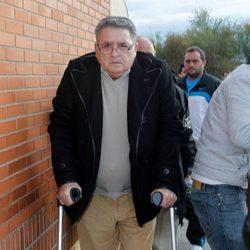 Eugenio Ortega Cano visita a José Fernando en la cárcel de Sevilla