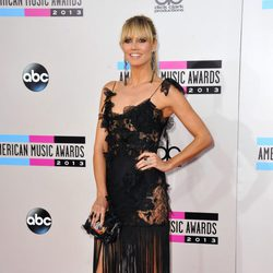 Heidi Klum en los American Music Awards 2013