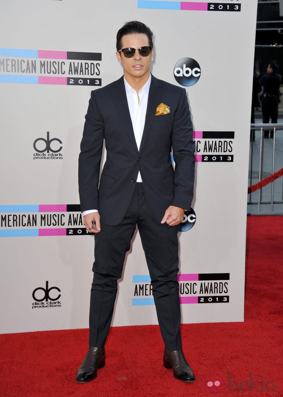 Casper Smart en los American Music Awards 2013