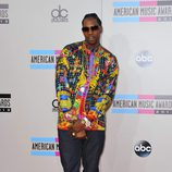 2 Chainz en los American Music Awards 2013
