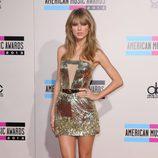 Taylor Swift en los American Music Awards 2013