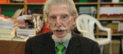 Leandro de Borbón en el Rastrillo Nuevo Futuro 2013