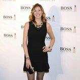 Alejandra Prat en el 15 aniversario de la fragancia 'Boss Bottle' en Madrid