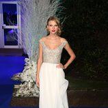 Taylor Swift en la Winter Whites Gala 2013