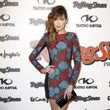 Nieves Álvarez en los Premios Rolling Stone 2013