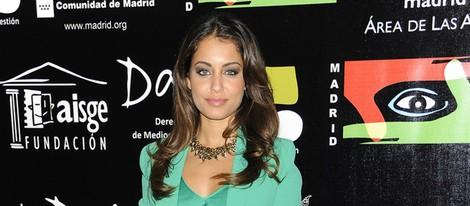Hiba Abouk en los Premios MadridImagen 2013