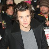 Harry Styles en el estreno de 'The Class of '92'