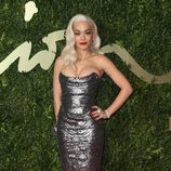 Rita Ota en los British Fashion Awards 2013