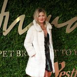 Kate Moss en los British Fashion Awards 2013