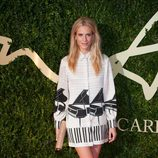 Poppy Delevingne en los British Fashion Awards 2013