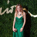 Sienna Miller en los British Fashion Awards 2013