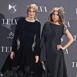 Sibi y Lourdes Montes en los Premios Telva 2013