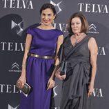 Toni Acosta y Natalia Figueroa en los Premios Telva 2013