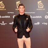 Cristiano Ronaldo en los Premios de la Liga Profesional de Fútbol 2013