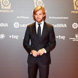 Rosauro Varo en los Premios de la Liga de Fútbol Profesional 2013