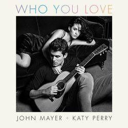 Portada de 'Who love you', el dúo de Katy Perry y John Mayer
