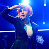 Hayley Williams en el Jingle Ball 2013