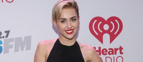 Miley Cyrus en el Jingle Ball 2013