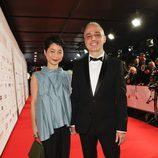 Pablo Berger en los Premios del Cine Europeo 2013