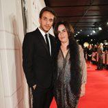 Ruben Alves en los Premios del Cine Europeo 2013