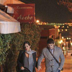 Iker Casillas y Sara Carbonero cogidos de la mano a la espera de ser padres