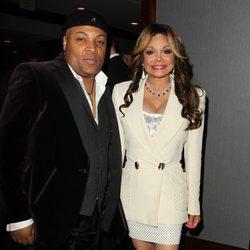 La Toya Jackson y Jeffre Phillips
